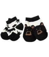 Chaussettes pour bébé Hatley Bears On Natural
