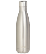 S'well Shimmer Collection Stainless Steel Water Bottle Silver Lining