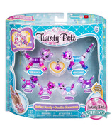 Twisty Petz Series 3 Uni-Cat Family Pack Collectible Bracelet Set