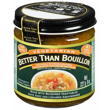Better than Bouillon Vegetarian No Chicken Base