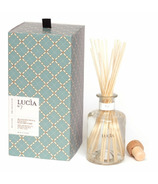 Lucia Sea Watercress & Chai Tea Reed Diffuser