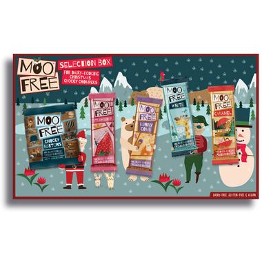 Moo Free Hammy\'s Selection Box