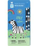 ME to WE Safari Cute Critters Rafiki Series Zany Zebra