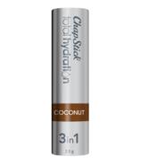 ChapStick Total Hydration Coconut Lip Balm Tube 3-in-1 Lip Care