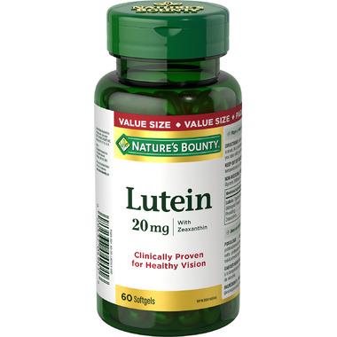 Nature\'s Bounty Lutein