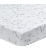 Lambs & Ivy Separates Gray Marble Sheet