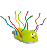 Kidoozie Crazy Caterpillar Sprinkler