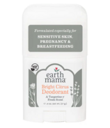 Earth Mama Bright Citrus Deodorant Travel Size