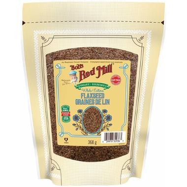Bob\'s Red Mill Organic Brown Flaxseed