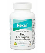 Rexall Zinc Lozenges Chewable Citrus