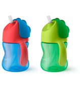 Philips AVENT My Bendy Straw Cup 7oz Double Boy