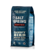 Salt Spring Coffee Canopy Bird Medium Dark Roast