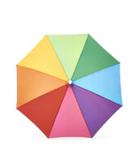 Hipsterkid Umbrella Rainbow