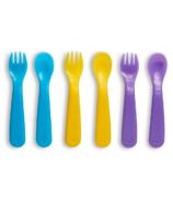 Ustensiles pour enfants Munchkin Color Reveal à changement de couleur