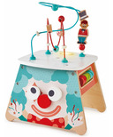 Hape Toys Light-Up Circus Activity Cube