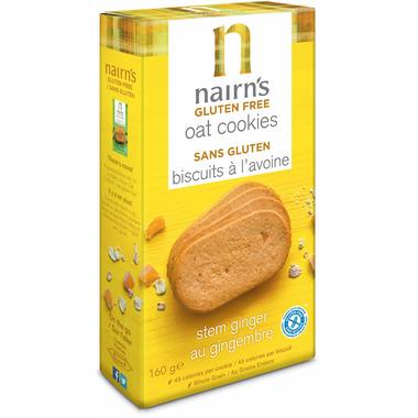 Nairn\'s Gluten Free Oat & Ginger Cookies