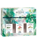 Maison Berger Lamp Refill Trio Pack Immersion Collection