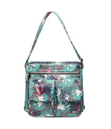 Lug Happy Camper Shoulder Bag Botanical Multi