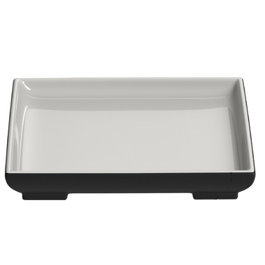 Magisso White Line Small Serving Plate