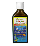 Carlson for Kids The Very Finest Fish Oil Orange