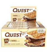 Quest Nutrition S'mores Protein Bars