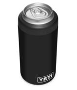 YETI Rambler Colster Tall Can Insulator Black