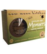 Biscuits Momints au chocolat de la cuisine New Moon