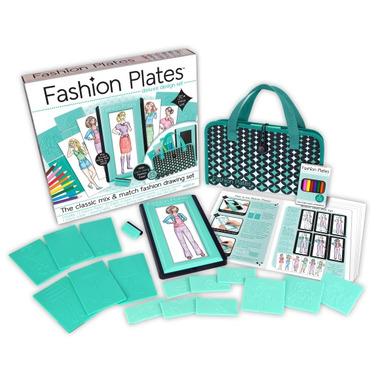 Fashion Plates Deluxe Kit