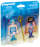 Playmobil Sea King and Mermaid