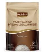 Cosse de psyllium entier Rootalive