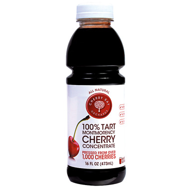 Cherry Bay Orchards Montmorency Tart Cherry Concentrate
