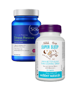 Plant-Based Solutions for Stress & Sleep Bundle