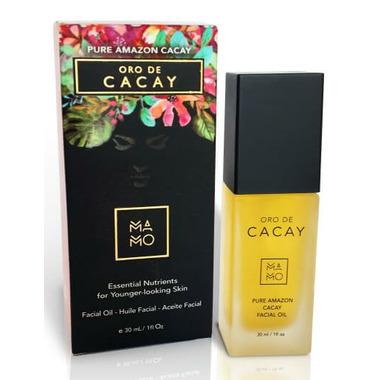MAMO Botanics Oro de Cacay Facial Oil
