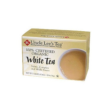 Uncle Lee\'s Organic White Tea