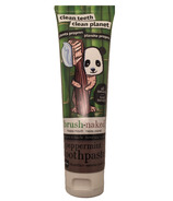Brush Naked All-Natural Brush Naked Toothpaste Peppermint
