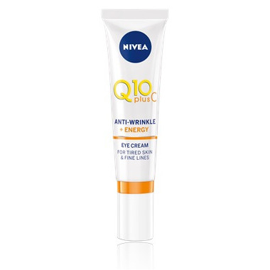 Nivea Q10 plus C Anti-Wrinkle And Energy Eye Cream