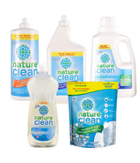 Nature Clean Unscented Cleaning Bundle