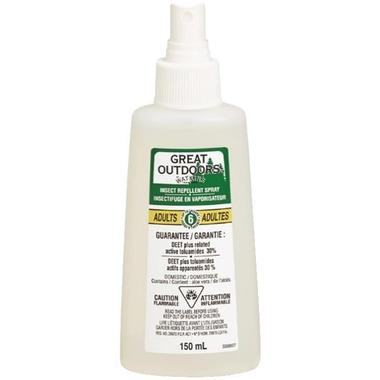 Watkins Great Outdoors Insect Repellent Pump Spray 30% DEET