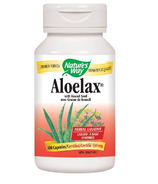 Nature's Way Aloelax Laxative Capsules