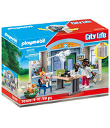 Playmobil Play Box Vet Clinic