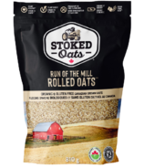 Stoked Oats Rolled Run of The Mill Rolled Oats