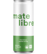 Mate Libre Energy Infusion Mint & Lime