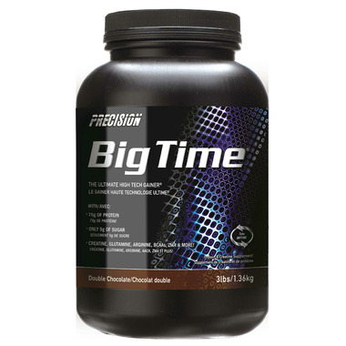 Precision Supplements Big Time Mass Building Complex