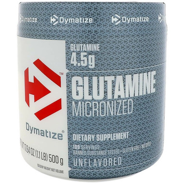 Dymatize Nutrition Glutamine 500 grams