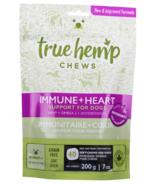 True Hemp Immune and Heart Chews