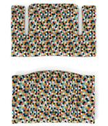 Stokke Coussin Classique pour Tripp Trapp motif Honeycomb Happy