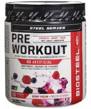 BioSteel Natural Pre Workout Berry Fusion