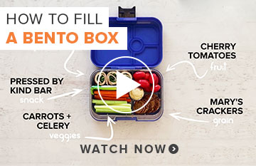 Video: How to FIll a Bento Box