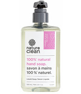 Nature Clean Sweet Pea and Lemon Balm Hand Soap