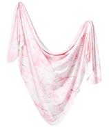 Copper Pearl Swaddle Blanket Roxy